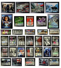 Framed HD 3D Iconic Art Prints - Moving Pictures - Buddha Harley London Animals