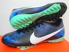 NIKE MERCURIAL VICTORY IV CR TF GALAXY ASTRO TURF FOOTBALL SOCCER SHOES RONALDO