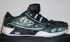 Nfinity NF 2001-9090 Women's Volleyball Shoes Black/Silver/White Various Sizes