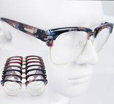 8 colors Vintage Retro Tortoise Shell SHURON'S Eyeglass Frame Spectacles Rx 3019