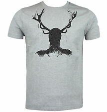 HANNIBAL - STAG - T-SHIRT - DEVIL - TV SHOW INSPIRED - 100% cotton