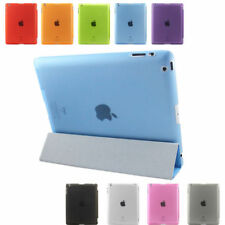 Slim Magnetic Smart Stand Cover Case for iPad 2 iPad 3 iPad 4 Screen Protector