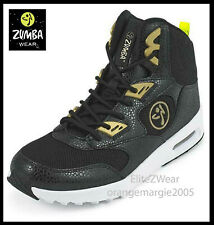 ZUMBA Rio HIGH TOP SHOES TRAINERS Street Max - Orlando - 6,6.5,7,7.5,8,8.5,9.9.5
