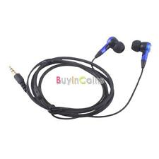 Ultralight 3.5mm Plug In Ear Stereo Earphone Headset Earbuds for iPhone Samsung