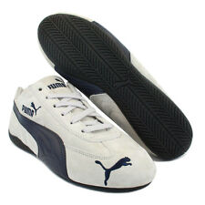 Puma Speed Cat Mens Trainers Suede Leather Black White Brown Navy New Shoes