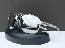 X-Loop Mens Trendy Aviator Designer Sunglasses Retro Shades +Microfiber Bag 1382