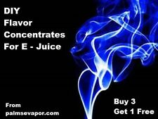 DIY Flavor Concentrate Extract for Liquid Vape Juice Vaporizer 32ml Made In USA