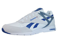 Reebok Record Mile Mens Leather Trainers / Shoes - J92801 - See Sizes