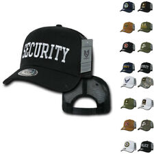 Army Air Force Navy Marines Police Military TRUCKER Baseball Hats Hat Cap Caps
