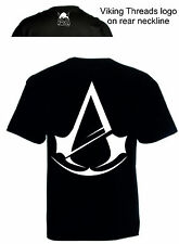 Assassin's Creed Unity T-Shirt Tee E3 2014 PC PS3 PS4 Wii U 3DS N64 Gaming *NEW*