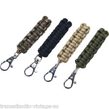 WEB-TEX TACTICAL SMALL PULLER 2.2m EMERGENCY PARACORD BUSHCRAFT OUTDOOR