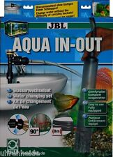 JBL AQUA IN-OUT,  Wasserwechsel Komplett-Set inkl. 250ml Biotopol