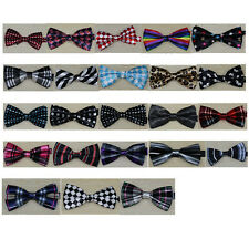 New Mens 23 Styles Fashion Unique Tuxedo Bowtie Wedding Party Bow Tie Necktie