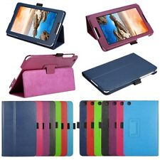 "Folio PU Leather Case Cover for Lenovo IdeaTab A8-50 A5500 8"" Tablet"