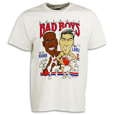 Detroit Bad Boys Laimbeer-Mahorn T-shirt