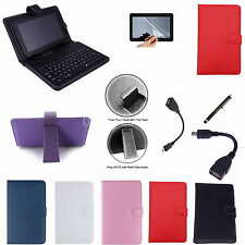 """Colorful Keyboard Case+Film+Stylus For 8"""" Acer Iconia W4-820 Windows 8.1 Tablet"""