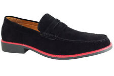 New Men's Casual Suede Moccasins Loafer Boat Deck Slip On Comfort Shoes