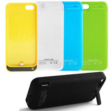 Rechargeble 4200mAh Battery Power Bank Charger Backup Case für iPhone 5 5S 5C