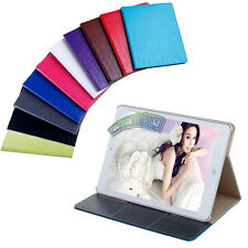 "Apple Ipad5 Air Tablet Protective PU Sleeve 9.7"" Cover Case Printing Folio Stand"