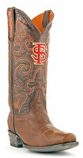 Gameday Boots Leather Florida State Board Room Cowboy Boots