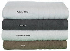 4 x Bath Towels & Matching Accessories 100% Cotton Spa Quality Luxury 620GSM