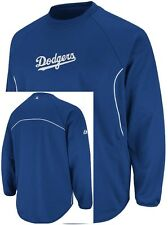 Los Angeles Dodgers Majestic Authentic Therma Base Tech Fleece Big & Tall Sizes