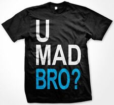 U Mad Bro? - Jersey Shore Pauly D GTL Guido Italia Funny Hilarious Men's T-shirt