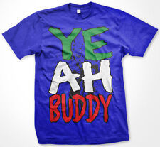 Yeah Buddy | Jersey Shore Guido Quotes Pauly D GTL Italia New Men's T-shirt