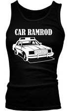 Car RamRod Super Troopers Movie Snozzberries Funny Humor LOL Boy Beater Tank Top