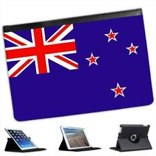 New Zealand Flag Folio Leather Case For iPad Mini & Retina