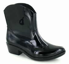 Ladies Spoton Cowgirl Ankle Wellies