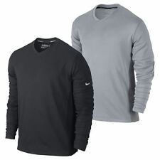 Nike Golf 2015 Mens Dri-Fit Wool Tech Sweater Natural Touch ** NEW **