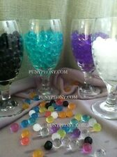 300pcs Water Absorbing Pearl Gel Beads Confetti & Table Scatters/Floral Decors