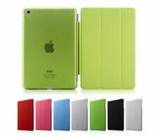 PU Leather Case Cover Smart Stand for Apple iPad Mini iPad Case + Film + Stylus