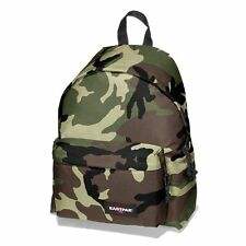 Eastpak Padded Pak'R Zaino Bag Backpack Garanzia 30 Anni Camo