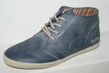 DOCKERS High - Sneakers Shoes Women's Trainers, Boots Jeans Denim Blue