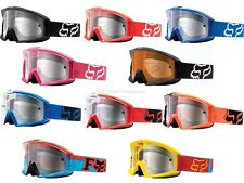 Fox Racing Main Goggles Motocross MX ATV Offroad Dirtbike Antifog Adult Riding