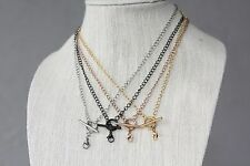 """PICK YOUR COLOR 20"""" STAINLESS STEEL TOGGLE CHAIN FOR FLOATING CHARM GLASS LOCKET"""