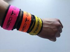 TIESTO DJ LED Concert Glow in the Dark Wristband Electronic EDM - 3 Colors Avail
