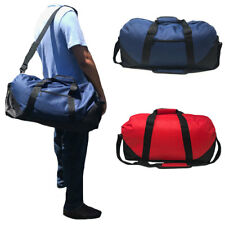 Large Two Tone Duffle Travel Sports Gym Work Bags Luggage 21""