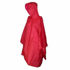 New totes ISOTONER Unisex Hooded Pullover Rain Poncho with Side Snaps