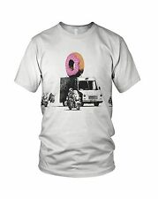 Banksy's Donut Police Men's And Ladies Fashion T Shirts