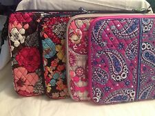 NWT Vera Bradley 17 inch Laptop Sleeve in choice of pattern with free shipping!!