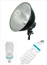 Photography Daylight Video Studio Continuous CFL light Lamp Bulbs 5500K 115W E27