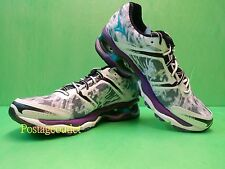 Mizuno Wave Creation 15 Running Shoes (W) White/Purple J1GD140130 NEW 2014