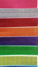 CHECKS- 250 CONSECTIVELY NUMBERED TYVEK WRISTBANDS 3/4 INCH