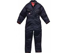 DICKIES LINED COVERALL OVERALLS BOILER SUIT WARM QUILTED WORKWEAR WD2360