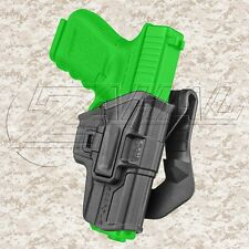 Fab Defense Paddle Holster for all 9mm Glock Models 17, 18, 19, 26, 34 - G-9