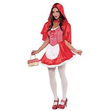 MISS RED RIDING HOOD COSTUME- (Party City Exclusive)- for Adult Women #590