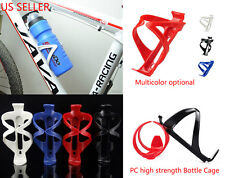 Bicycle Water Bottle Cages Sports Drink Plastic Holder Cycling Rack New